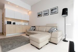 Mielno-Apartments Dune Resort - Apartamentowiec A, Appartamenti  Mielno - big - 82