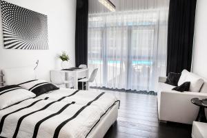 Mielno-Apartments Dune Resort - Apartamentowiec A, Appartamenti  Mielno - big - 180