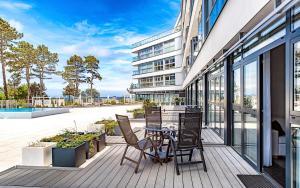 Mielno-Apartments Dune Resort - Apartamentowiec A, Appartamenti  Mielno - big - 177