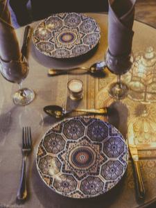 Riad Golf Stinia, Bed & Breakfasts  Meknès - big - 53