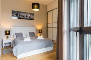 Mielno-Apartments Dune Resort - Apartamentowiec A, Appartamenti  Mielno - big - 174