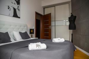 Mielno-Apartments Dune Resort - Apartamentowiec A, Appartamenti  Mielno - big - 128