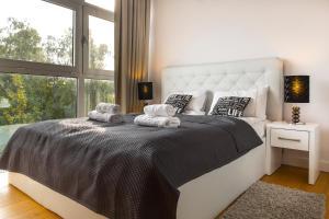 Mielno-Apartments Dune Resort - Apartamentowiec A, Appartamenti  Mielno - big - 127