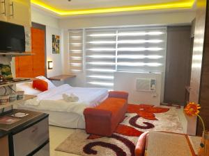 Studio type with free wifi, Apartmanok  Manila - big - 18
