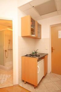 Studio Mlini 8579c, Апартаменты  Млини - big - 2
