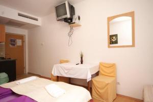 Studio Mlini 8579b, Апартаменты  Млини - big - 5