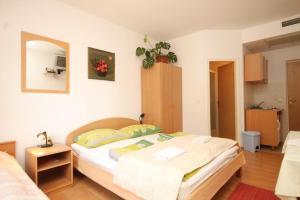Studio Mlini 8579c, Apartmanok  Mlini - big - 5