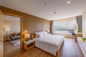 Zen Diamond Suites Hotel, Szállodák  Da Nang - big - 1