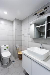 Wonderoom Apartments (Tianzifang), Apartmány  Šanghaj - big - 12