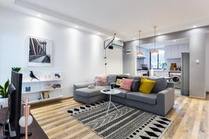 Wonderoom Apartments (Tianzifang), Appartamenti  Shanghai - big - 1