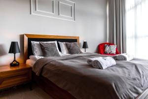 Mielno-Apartments Dune Resort - Apartamentowiec A, Appartamenti  Mielno - big - 123