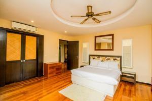 Tamnak Beach House, Ferienhäuser  Na Jomtien - big - 52