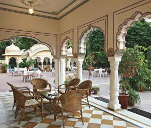 Alsisar Haveli - Heritage Hotel, Hotely  Jaipur - big - 51