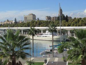 INMálaga Guadalmedina, Apartmanok  Málaga - big - 26