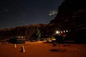 Camp bedouin family life with jeep tour