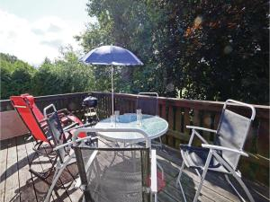 Holiday home Am Hasselberg V, Case vacanze  Schielo - big - 14