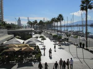 INMálaga Puerto, Apartmanok  Málaga - big - 25