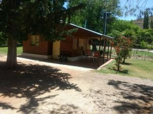 Cabañas Rio Blanco, Lodges  Potrerillos - big - 10