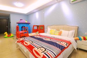 Checkinn International Apartment Guangzhou Changlong Huamei Branch, Apartmány  Kanton - big - 21