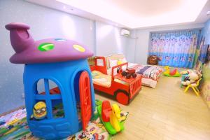 Checkinn International Apartment Guangzhou Changlong Huamei Branch, Apartmány  Kanton - big - 22