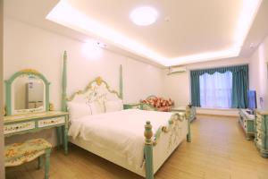 Checkinn International Apartment Guangzhou Changlong Huamei Branch, Apartmány  Kanton - big - 23