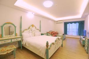 Checkinn International Apartment Guangzhou Changlong Huamei Branch, Apartmány  Kanton - big - 27