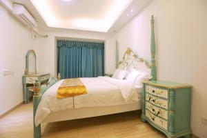Checkinn International Apartment Guangzhou Changlong Huamei Branch, Apartmány  Kanton - big - 29