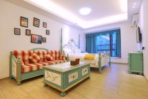 Checkinn International Apartment Guangzhou Changlong Huamei Branch, Apartmány  Kanton - big - 32