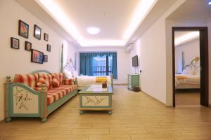 Checkinn International Apartment Guangzhou Changlong Huamei Branch, Apartmány  Kanton - big - 33