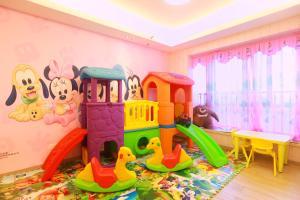 Checkinn International Apartment Guangzhou Changlong Huamei Branch, Apartmány  Kanton - big - 35