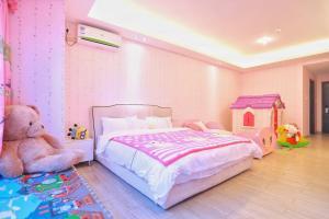 Checkinn International Apartment Guangzhou Changlong Huamei Branch, Apartmány  Kanton - big - 36
