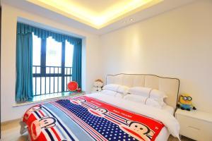 Checkinn International Apartment Guangzhou Changlong Huamei Branch, Apartmány  Kanton - big - 39
