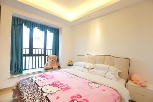 Checkinn International Apartment Guangzhou Changlong Huamei Branch, Apartmány  Kanton - big - 41