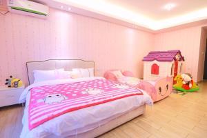 Checkinn International Apartment Guangzhou Changlong Huamei Branch, Apartmány  Kanton - big - 44