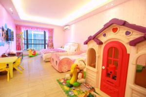 Checkinn International Apartment Guangzhou Changlong Huamei Branch, Apartmány  Kanton - big - 45
