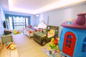 Checkinn International Apartment Guangzhou Changlong Huamei Branch, Apartmány  Kanton - big - 50