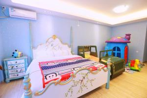 Checkinn International Apartment Guangzhou Changlong Huamei Branch, Apartmány  Kanton - big - 51