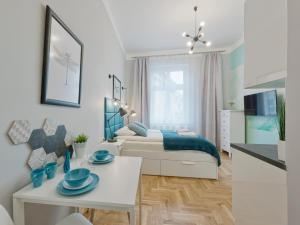 Apartament Aurora, Appartamenti  Cracovia - big - 221