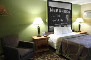 Pokój z łóżkiem typu queen-size dla niepalących przystosowany dla osób niepełnosprawnych