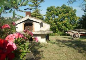 Fattoria Del Quondam, Фермерские дома  Giano dell'Umbria - big - 2