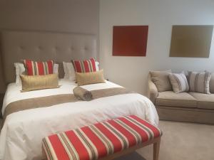 Deluxe Tweepersoonskamer met 1 of 2 Bedden
