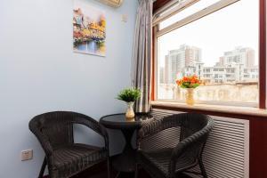 Beijing Jiayuhuxiao Hotel Apartment (Yuanyang Tiandi Branch), Apartmanok  Pejcsing - big - 21