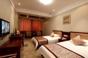 Shandong Jindu Hotel, Отели  Цзинань - big - 20