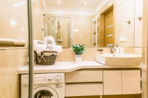 Mielno-Apartments Dune Resort - Apartamentowiec A, Appartamenti  Mielno - big - 170