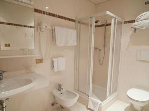 Hotel Cristallo, Отели  Добьяко - big - 57
