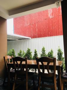 Baan Pon Mongkol, Apartmánové hotely  Ubon Ratchathani - big - 21