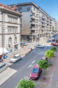 Belgrade Moonlight Apartment, Apartmány  Bělehrad - big - 16