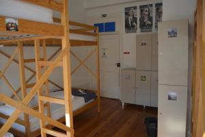 8床混合宿舍间的1张床位
