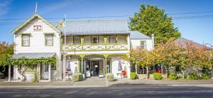 The Greytown Hotel, Fogadók  Greytown - big - 21
