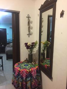 Coral Studio, Ferienwohnungen  Cancún - big - 7